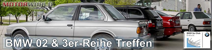 BMW 02 & 3er-Reihe Treffen